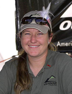 Kim Rhode, Olympic Gold Medal shooter and co-h...