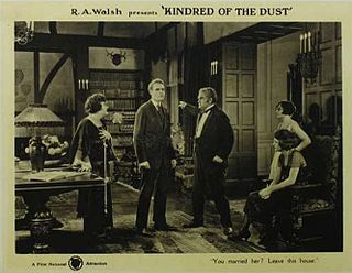 <i>Kindred of the Dust</i> 1922 film by Raoul Walsh