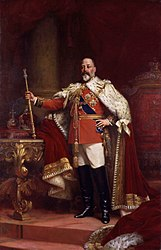 anonymous: King Edward VII