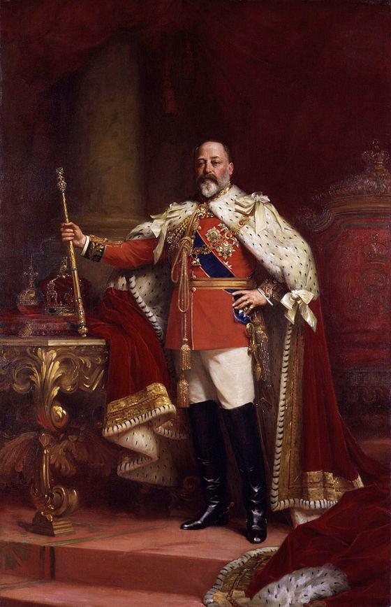 [Image: 560px-King_Edward_VII_by_Sir_%28Samuel%2...Fildes.jpg]