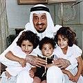 King Khalid with Grandchildren.jpg