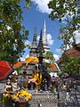 King Taksin at Wat Phra Borom That.JPG