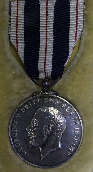 1938 New Year Honours - King's Police Medal with the riband for gallantry