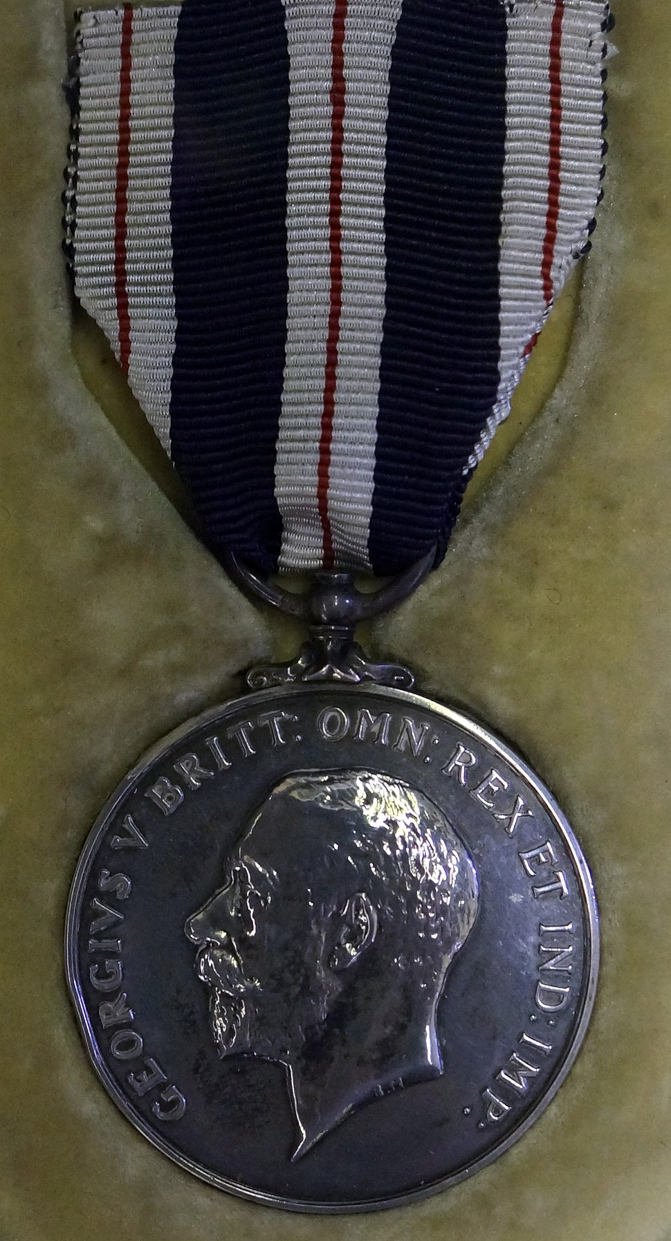 Kings Police Medal for Gallantry 1911