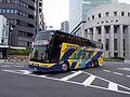 Kintetsu Bus 7101 Osaka Sky Vista Aero King.jpg