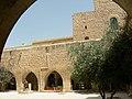 Kloster Deir az-Zafaran Kurkmo Dayro Deyrüzzaferân Manastırı Dayro d-Mor Hananyo (syrisch-orthodox (jakobitisches)) (39732943844).jpg