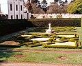 Knot garden, St Fagans castle - geograph.org.uk - 904697.jpg