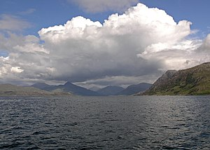 Raids on Lochaber and Shiramore - Knoydart, Lochaber