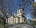 Kościół Wniebowstąpienia Pańskiego w Warszawie ul. Puławska 2017.jpg