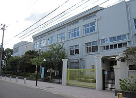 Kobe Municipal Minatogawa Junior High School.JPG