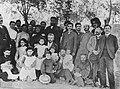 Komitas, Acharyan and others Gevorgian seminary staff.jpg