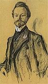Konstantin Balmont por Valentin Serov 1905.jpg