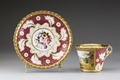 Kopp med fat. Worcerster - Hallwylska museet - 87078.tif