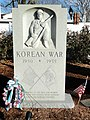 Korean War Memorial - Woburn, MA - DSC02773.JPG