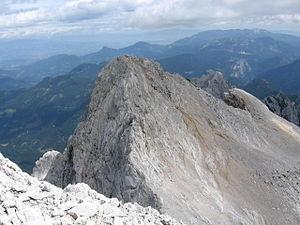 Carinthia Mount Rinka - Image: Koroška Rinka