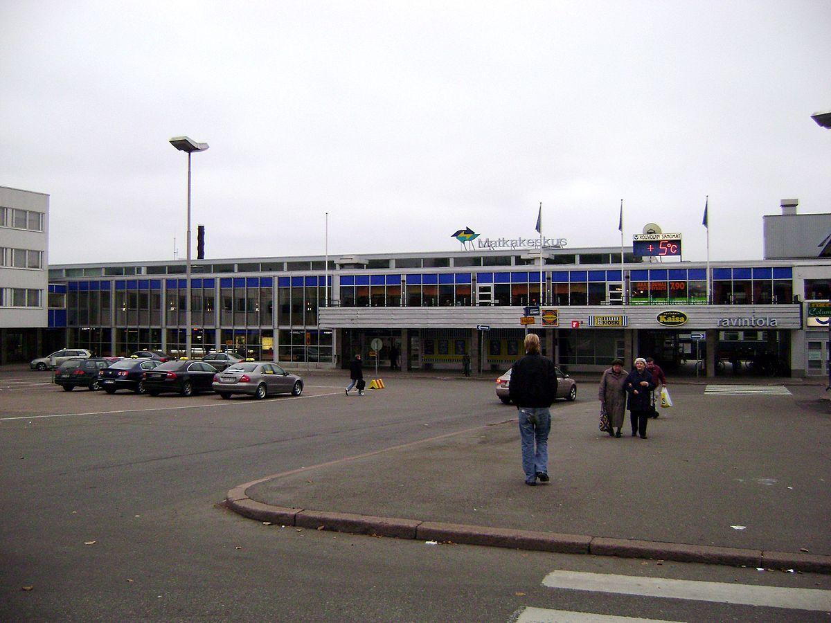 Amarillo Airport Car Park