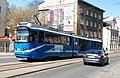 Krakow, tram EU8N n°3017.JPG