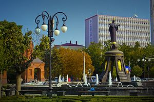 Krasnodar attraction