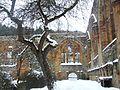 Kreis Neumarkt Gnadenberg Winter Kirche innen 1.JPG