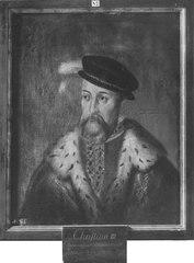Kristian III, 1503-59, konung av Danmark och Norge