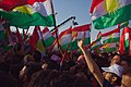 Kurdistan Referendum and Independence Rally at Franso Hariri Stadium in Erbil, Kurdistan Region of Iraq 04.jpg