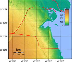 Kuwait Topography.png