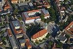 Légifotón a régi megyeháza épülete Szekszárdon.jpg