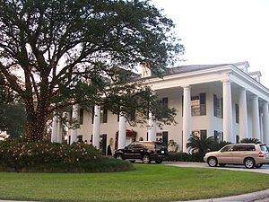 Louisiana Governor's Mansion - Louisiana Governor's Mansion