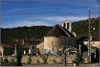 LUZECH (Lot) - Eglise Saint-Martin de Caïx.jpg