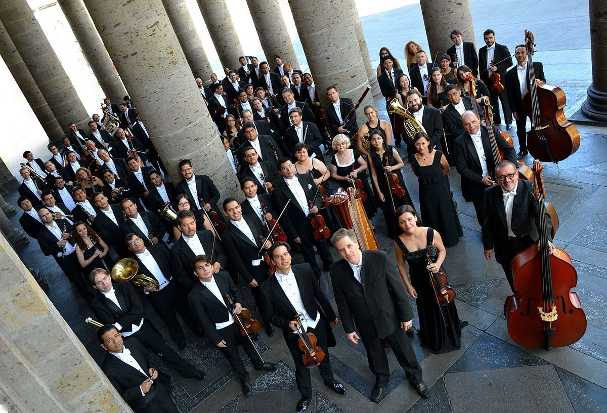 Orquesta Filarmónica de Jalisco - Wikipedia, la enciclopedia libre
