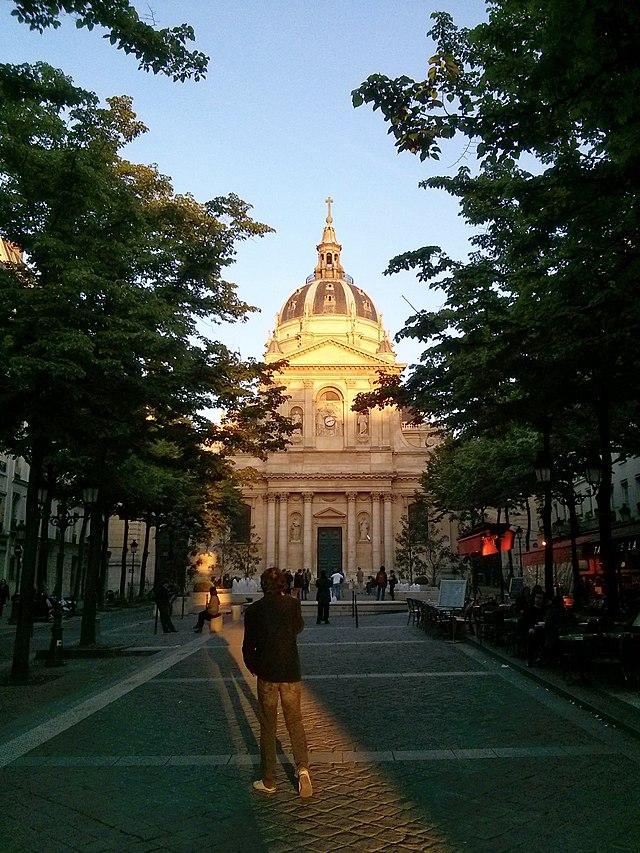 Chapelle Sainte-Ursule de la Sorbonne