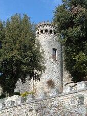 Il castello Nobili Vitelleschi di Labro