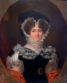Consort of Anton Aloysius of Hohenzollern-Sigmaringen