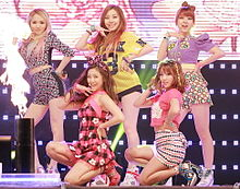 Ladies' Code in October 2013.jpg