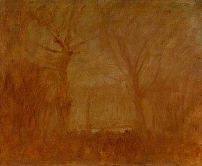 Flaming Landscape