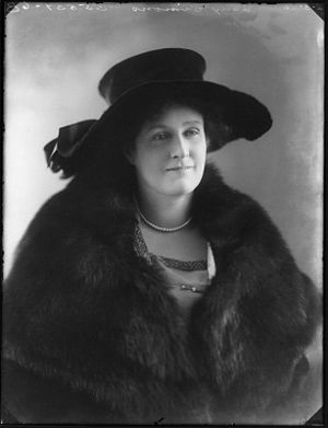 Kathleen Simon, Viscountess Simon - Lady Simon on 17 February 1920