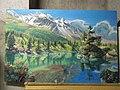 Lago saoseo dipinto sul posto nel 2011 - panoramio.jpg