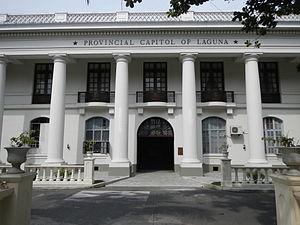 Laguna (province) - Laguna Provincial Capitol