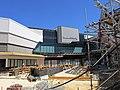 Lakeside Joondalup 2014-12 construction work 1.jpg