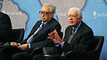 Lakhdar Brahimi and Jimmy Carter (9361815919).jpg