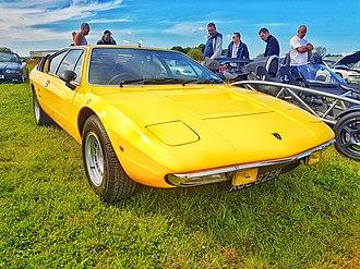 Lamborghini Urraco - Lamborghini Urraco 2