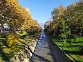 Lana river in Tirana 2.jpg