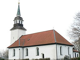 Landeryds kirke