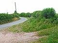 Lane near Hilderstone - geograph.org.uk - 199447.jpg