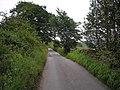 Lane near Noyna Bottom, Foulridge, Lancashire - geograph.org.uk - 192034.jpg