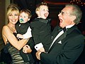 Larry King with wife and children.jpg