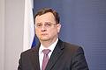 Latvijas un Čehijas premjerministru tikšanās (8747337376).jpg