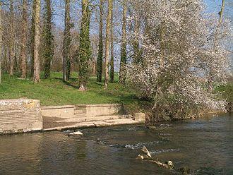 Banville, Calvados - Remains of the Lavoir