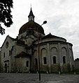 Layrac (47) Église Saint-Martin Chevet 02.JPG
