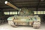 Lešany, vojenské muzeum, 105 mm Gun Full Tracked Combat Tank M60.jpg